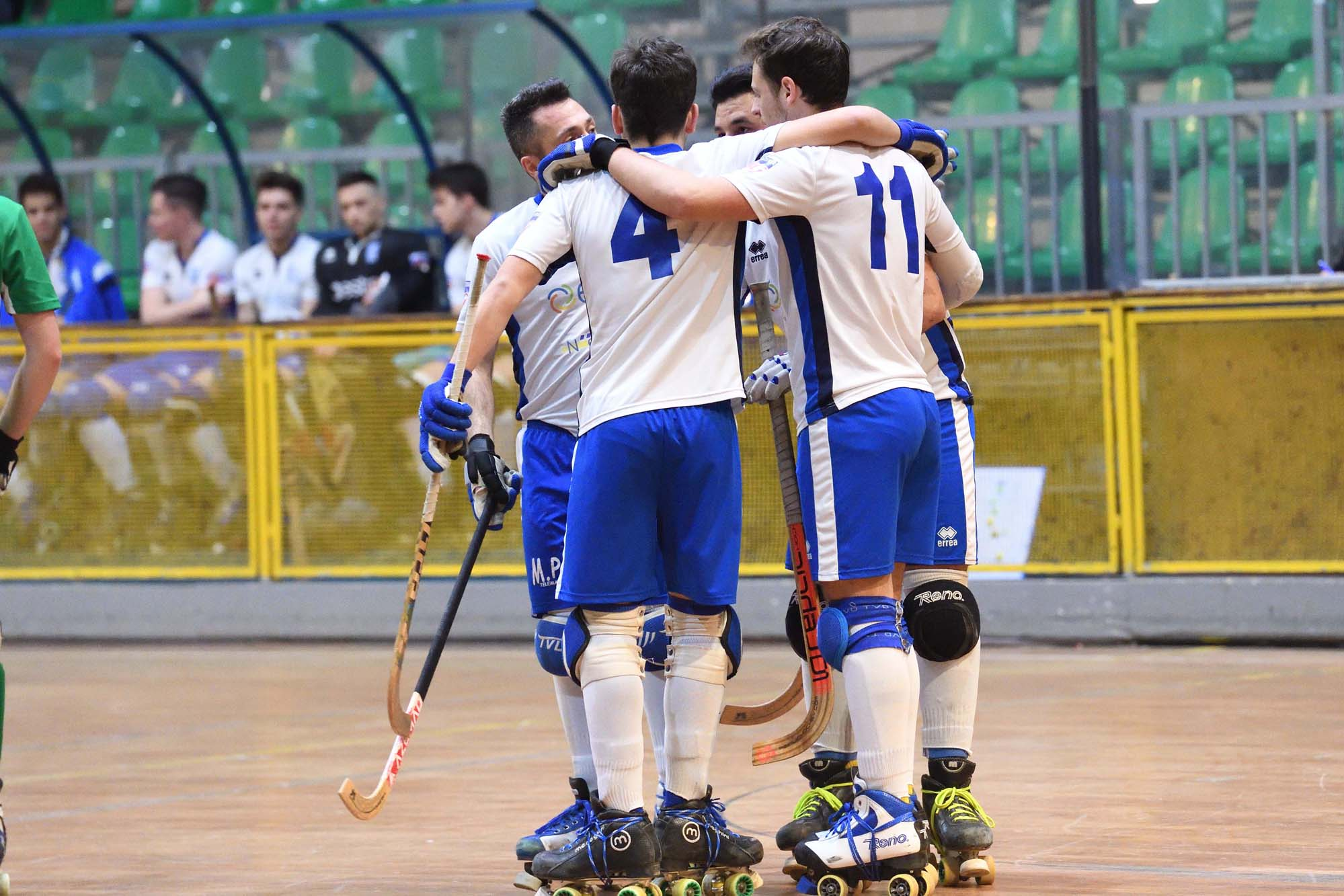Rotellistica Camaiore Vs Hockey Prato 54 estra
